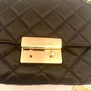 Michael Kors Bags - Michael Kors Sloan quilted leather shoulder bag